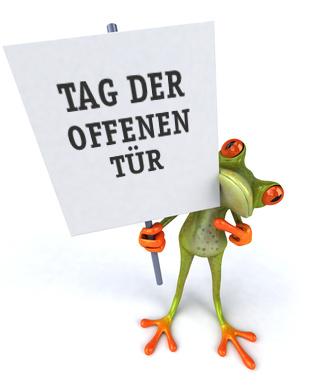 """Tag der offenen türe  Wir laden zum """"Tag der offenen Tür"""" mit einem """"Hoffmanns-Markt ..."""